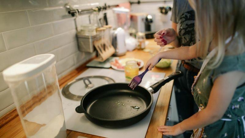 料理を完璧にしないで頼れるものに頼る